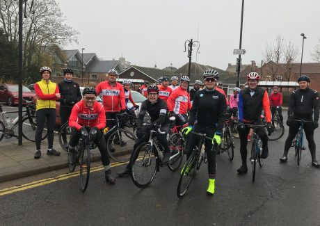 Bourne Valley reliability ride start Nov 2019